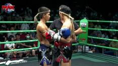 4 ก.พ. 63 | คู่ที่ 3 | เก่งกาจ ร.ร. สามโคก VS ฝั่งโขงเล็ก จักรธนูมวยไทยยิม l MUAY THAI FIGHTER