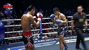 6 ก.พ. 63 | คู่ที่ 4 | โชคดำรงค์ โชติบางแสน VS ต้องตา เพ็ชรจินดา l The Global Fight Champion Challenge