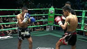 11 ก.พ. 63 | คู่ที่ 7 | HIGHLIGHT | ช็อตเด็ดมวยมันส์ในศึกมวยไทย 3 ยก l MUAY THAI FIGHTER