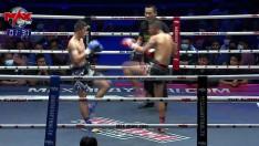 13 ก.พ. 63 | คู่ที่ 1 | เพชร ฮอลีวูดพัทยา 84 VS เพชรมงคล ส. ตระกูล l The Global Fight Champion challenge