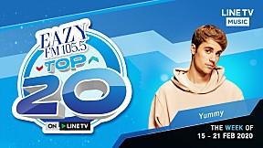 EAZY TOP 20 Weekly Update | 23-02-2020