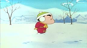 ชินจังจอมแก่น   EP.94 ตอน การเล่นสกีครั้งแรกของผม