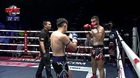 20 ก.พ. 63 | คู่ที่ 5 | บิลาล เชลลาค VS แอนเดรีย เพเดอร์เซน | The Global Fight Champion Challenge