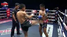 20 ก.พ. 63 | คู่ที่ 4 | เสือ ศิษย์หมวดวี  VS เอ็กซ์ตร้า ครูเขียวนาย่า | The Global Fight Champion Challenge