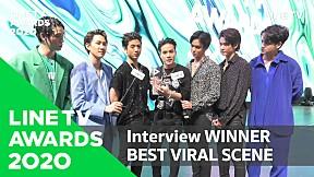 LINE TV AWARDS 2020 | BEST VIRAL SCENE | ฉากเลิฟเต้นเพลงเต่างอย : Great Men Academy