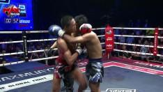 20 ก.พ. 63 | คู่ที่ 2 | เพชรน้อย ศิษย์เจ๊น้อง VS เพชรเมืองสตูล ทัพพระยายิม | The Global Fight Champion Challenge