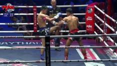 20 ก.พ. 63 | คู่ที่ 3 | ฟ้าลิขิต ศิษย์กำนันประเสริฐ VS โบวี่ ป. ประจิตรยิม | The Global Fight Champion Challenge