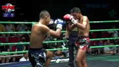 25 ก.พ. 63 | คู่ที่ 5 | ณรงค์ชัย ป. ปรัชญ์ชัย VS เพชรมงคล ช. รัตนเพชร | MUAY THAI FIGHTER