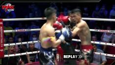 27 ก.พ. 63 | คู่ที่ 2 | วันใหม่ อีโว 360 VS ลาน ซันเถิง | The Global Fight Champion challenge