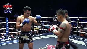 27 ก.พ. 63 | คู่ที่ 3 | เทพณรงค์ ศิษย์นายกศิริชัย VS ทองคำขาว ส. ทองเจริญยิม  | The Global Fight Champion challenge