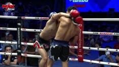 4 มี.ค. 63 | คู่ที่ 3 | ยักษ์เล็ก สามย่านยิมส์ VS ไก่ชน สท. สำริตจิตรเจริญ | The Global Fight Champion Challenge