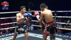5 มี.ค. 63 | คู่ที่ 1 | เพชรนรินทร์ ป. ประวิทย์ VS ศรศิลป์เล็ก พยัคฆ์อรุณ | The Global Fight Champion Challenge