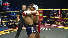 7 มี.ค. 63   คู่ที่ 6   เฉลิมชัย ช. ชัชชัย VS สยาม เกียรตินาวี   THE CHAMPION MUAY THAI