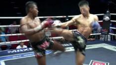 HIGHLIGHT | รวมช็อตโหดของสุดยอดนักชกระดับโลก | The Global Fight Champion Challenge | 4 มี.ค. 63