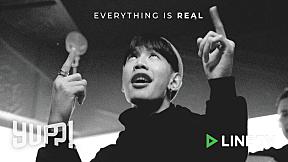 LAZYLOXY - EVERYTHING IS REAL FT. FIIXD (Prod. by NINO)   YUPP!