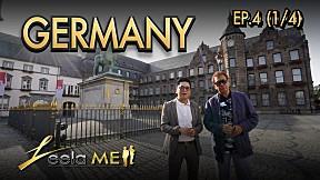 Leela Me I EP.4 ท่องเที่ยวเมืองดึสเซลดอร์ฟ ประเทศเยอรมัน [1\/4]