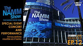 OVERDRIVELIVE[SS3] E.P.12 - The NAMM Show 2020 Pt.2