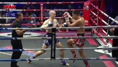 HIGHLIGHT | ADAM IAKOWICZ (AUS) VS YODKUNSEUK MEUANGSEEMA (TH) | MUAY THAI BATTLE | 13 มี.ค. 63
