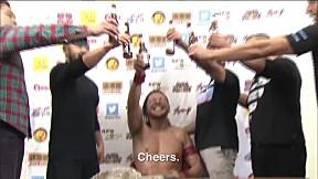 จ้าวสังเวียนมวยปล้ำ น้าติงรีเทิร์น | EP.26 NEW JAPAN CUP 2015 [3\/6]