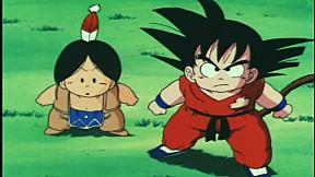 ดราก้อนบอล ภาคกำเนิด ปี 2 (Dragon Ball)   EP.63 ตอน การโต้ตอบกลับจากโงกุน