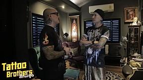 Tattoo Brothers สักแต่พูด   EP.23 ช่างบั้ม easytattoo