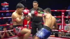 MUAY THAI BATTLE | Highlights 2 คู่สุดเถื่อน