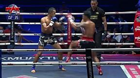 THE GLOBAL FIGHT | Highlights 2 คู่สุดดิบ | 12 มี.ค. 63