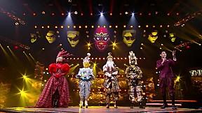 เหล่าหน้ากาก The Mask ลูกไทย เดินสายประกวด
