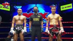 MAX MUAY THAI | 19 ก.ค. 63 | คู่ที่ 2 | เอา โกโก พม่า VS บุญมาก เพชรอาสิระ