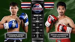 20 ก.ค. 63 | คู่ที่ 1 | เพชรเมืองไทย ศิษย์น้องเล็ก VS เด่นมีชัย สุภาพรเฟอร์นิเจอร์ | MAX THAI FIGHTER