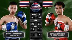 3 ส.ค. 63 | คู่ที่ 2 | เสือเต๊ะ ลูกขุนวิเศษ VS ซุปเปอร์เล็ก ศิษย์มนต์ชัย | Muay Thai Fighter