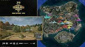 JIB PUBG THAILAND SERIES ROAD TO APAC 2 (Game 46)