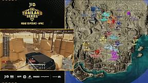 JIB PUBG THAILAND SERIES ROAD TO APAC 2 (Game 12)