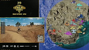 JIB PUBG THAILAND SERIES ROAD TO APAC 2 (Game 11)