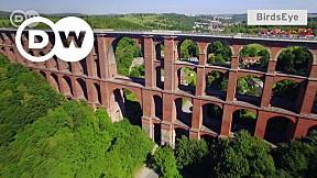 Göltzschtal Viaduct: The Largest Brick Bridge in the World