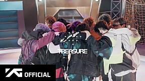 TREASURE - 'BOY' M\/V BEHIND THE SCENES