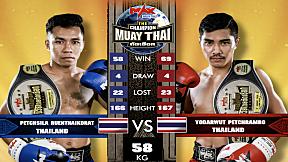 8 ส.ค. 63 | คู่ที่ 6 | The Champion Muay Thai