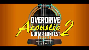 OVERDRIVE ACOUSTIC GUITAR CONTEST 2