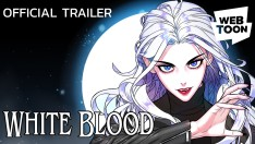 [LINEWEBTOON] White Vampire's intense war to protect loved ones 🔥