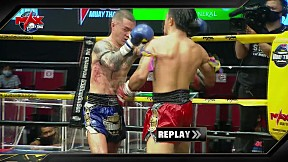 USA VS THAILAND Brutal Fight!! PETCHCHOMPORN CHOMPORNMUAYTHAI VS BILLY PEAVLER