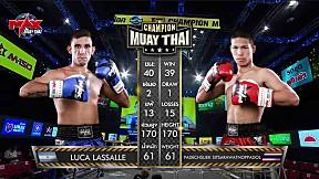 ต่อยหน้าสั่น!! (THAILAND VS ARGENTINA) PADECHSUEK SITSARAWATNOPPADOL VS LUCA LASSALLE [12\/09\/2020]