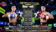 ต่อยหน้าสั่น!! (THAILAND VS ARGENTINA) PADECHSUEK SITSARAWATNOPPADOL VS LUCA LASSALLE [12/09/2020]