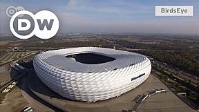 The Allianz Arena: A Soccer Temple