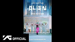 LEE SUHYUN - 'ALIEN'CHOREOGRAPHY SPOILER