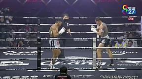 THAI FIGHT BEGINS | กิตติ ส.จ. แดนระยอง vs NATA GOMES