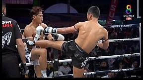 THAI FIGHT ปลวกแดง | ราชสิงห์ โรงเรียนกีฬาโคราช vs ก้องไกล แอนนี่มวยไทย