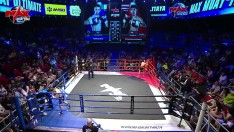 [FIGHT 7] - ITALY VS THAILAND - MAX MUAY THAI