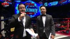 [FIGHT 6] BELGIUM VS THAILAND - MAX MUAY THAI