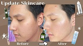 """Update Skincare เปลี่ยน """"หน้าหนา"""" ให้ """"นุ่ม ละเอียด ละออ"""" ยิ่งกว่าผิวผู้ดี!!!"""