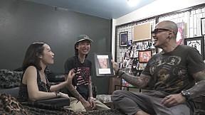 Tattoo Sisters สักแต่สวย | EP.14 ขวัญพลังจิ๋ว สัก Hanpoke